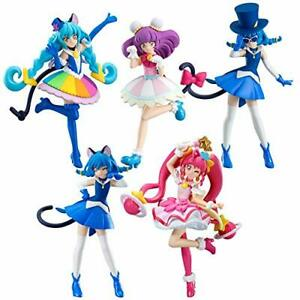 Star-Twinkle-PreCure-Cutie-Figure-3-5pcs-Special-Set-BOX-Candy-Toy-w-Tracking