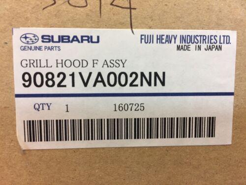SUBARU OEM 15-16 WRX Hood-Scoop 90821VA002NN