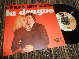 "GUY BEDOS ET SOPHIE DAUMIER LA DRAGUE/PRIVATE CLUB 45 7"" 1973 BARCLAY FRANCE - España - GUY BEDOS ET SOPHIE DAUMIER LA DRAGUE/PRIVATE CLUB 45 7"" 1973 BARCLAY FRANCE - España"