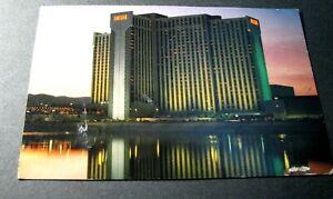 Reno Nevada MGM Grand Hotel Classic Cars Night View