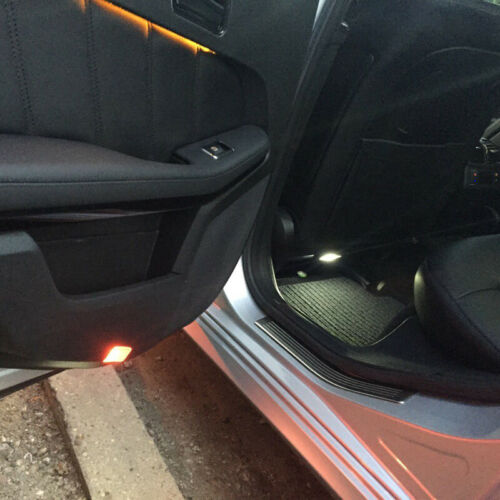 Mercedes W221 Led Interior Kit Premium 21 Bombillas SMD Blanco Canbus Libre De Error C216