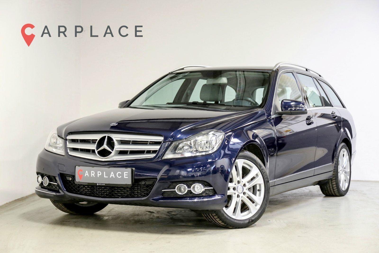 Mercedes C220 2,2 CDi Avantgarde stc. aut. BE 5d - 234.900 kr.