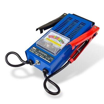 PKW KFZ Auto Batterie Tester 6/12V Prüfer Batterietestgerät Belastungstester NEU