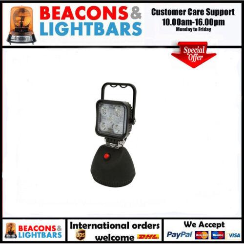 Vision Alert 850 Lumens battery powered LED magnetic work light PN:EW2461