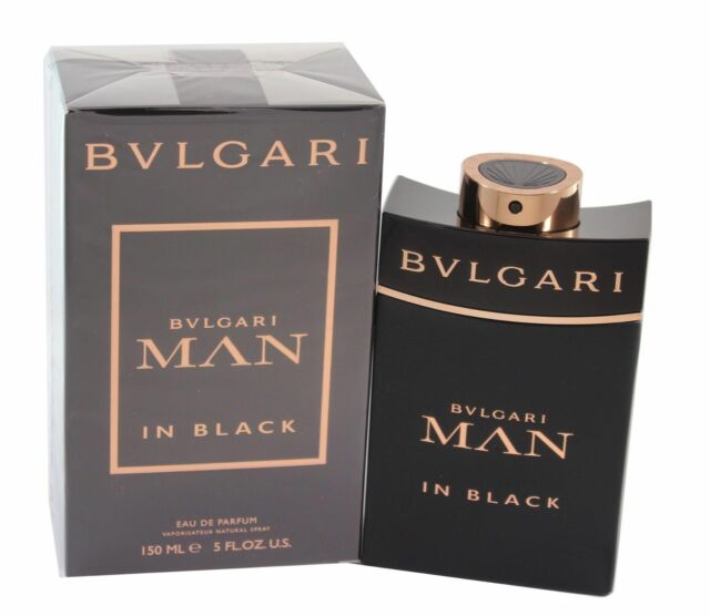 6aa00c24e1 Bvlgari Man in Black 5 Oz EDP Eau De Parfum Spray Men Perfume 100 Authentic