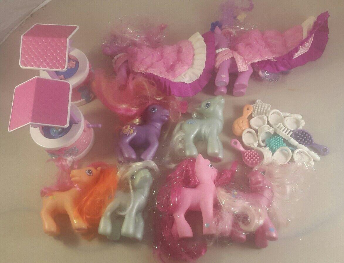 My little pony bundle - my little pony toy bundle