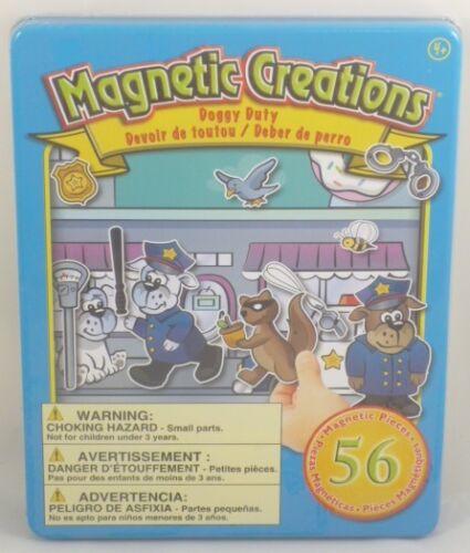 BT82 Magnetici Creations Playset 56 pezzi magnetici-DOGGY dazio