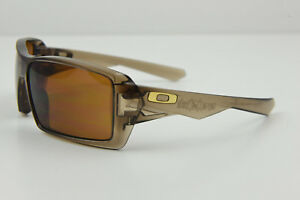 3a507d01f7d Image is loading OAKLEY-EYE-PATCH-1-POLISHED-ROOTBEER-POLARIZED-BRONZE-
