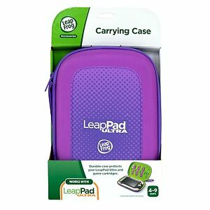 LeapFrog LeapPad Ultra Carry Case Bag (Purple)