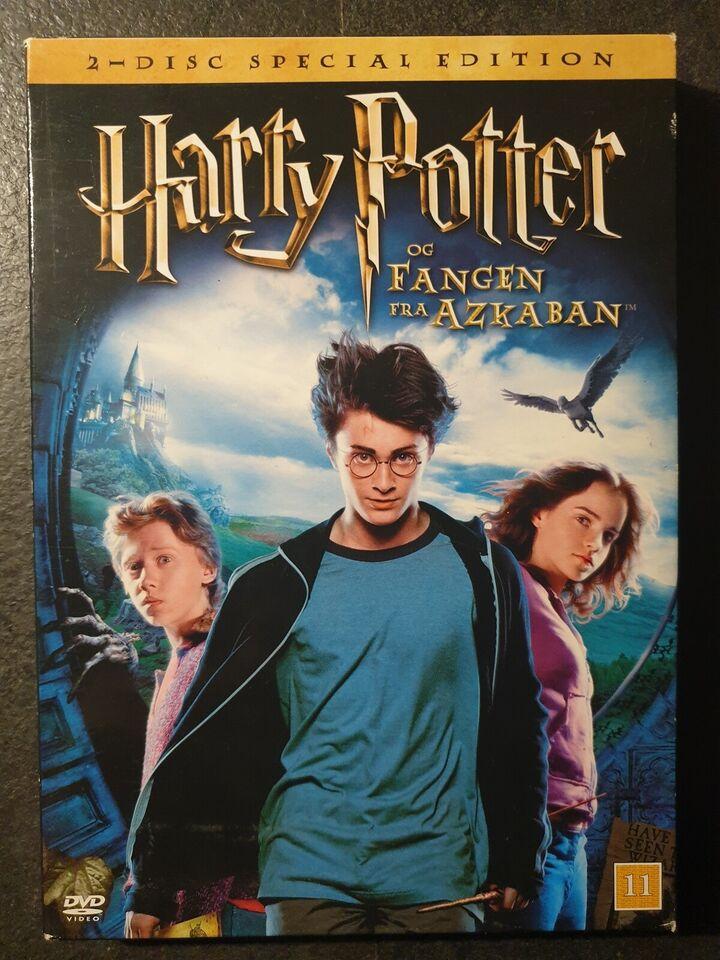 Harry Potter Og Fangen Fra Azkaban (2-Discs), instruktør