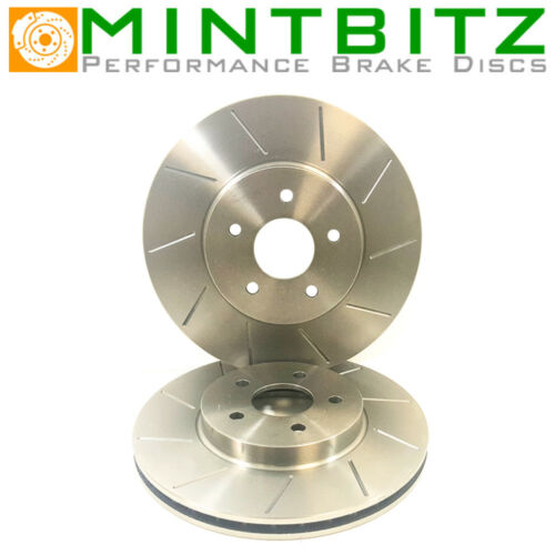 Front Brake Discs Compatible With Impreza 2.0WRX 2.0 TD 2.2 Turbo 2.5 WRX 94-11