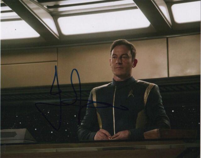 Jason Isaacs Star Trek Discovery Autographed Signed 8x10 Photo COA #A5