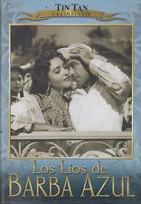 DVD - Los Lios De Barba Azul NEW Tin Tan Coleccion FAST SHIPPING !