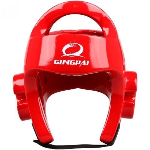 Taekwondo Headgear Kids Boxing Helmet Head Guard Sanda Muay Thai Face Protector