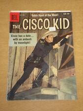 CISCO KID #41 FN+ (6.5) DELL COMICS OCTOBER 1958