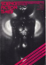 Science Fiction Times Nr. 11 - 1986 Magazin für Sci-Fi und Fantasy, RAR