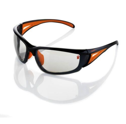Black Lightweight Scruffs Black Hawk Orange Light sul esaurito Sicurezza En166 Ce Glasses lavoro Specifiche Orange black SAqSrz7F
