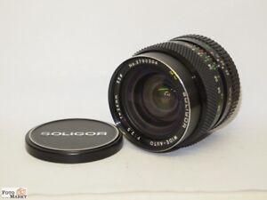 Konica-AR-Weitwinkel-Objektiv-2-5-24mm-Soligor-multi-coated-lens-Top