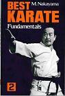 Best Karate Volume 2 by Masatoshi Nakayama (Paperback, 2012)