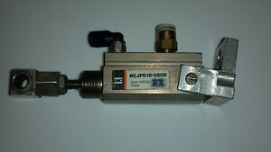 SMC NCJPD15-050D CYLINDER for robot automation project gripper