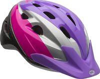 Bell Women's Thalia Bike Helmet Pink Purple Free Shipping
