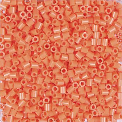 Analytisch Artkal 1000 Midi Bügelperlen 5mm Apricot S96 Fuse Beads Rohstoffe Sind Ohne EinschräNkung VerfüGbar Creativsets