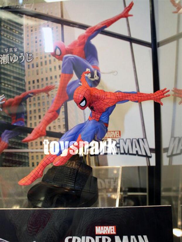 BANPRESTO Creator x Creator Creator Creator Marvel Comics Spiderman SPIDER-MAN figure statue 13ac0b