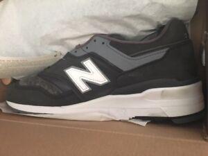 Details zu New Balance NB M997DPA Gr:43 Medium D grau grey Originals  Sneaker Classic NEU