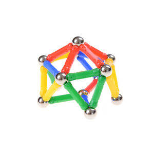 37-Pcs-Magnetic-Rods-Children-039-s-Creative-Manual-Material-Magnetic-Blocks-Toy-IY