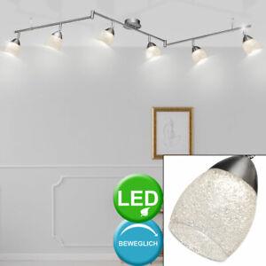 LED Spot Decken Leuchte Gäste Zimmer Strahler beweglich Flur