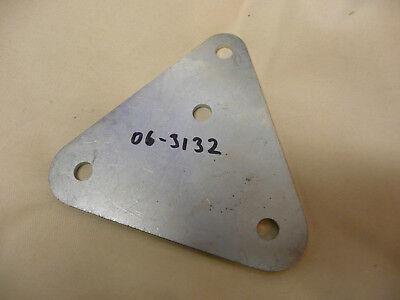 06-3132 NORTON COMMANDO INTERSTATE INTERPOL EXHAUST SILENCER MOUNTING BRACKET