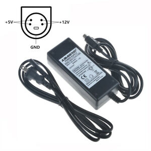 4-Pin-AC-Adapter-Charger-Power-Supply-For-WD-WD2500B011-RNE-WD2500B007-RNN-HDD