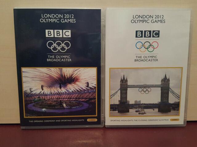 London 2012 Olympic Games (DVD, 2012, 5-Disc Set)