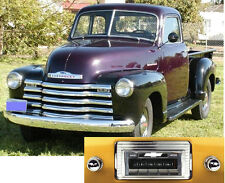 1947-1953 Chevy Truck Radio Aux 630 II ** DVC Dash Speaker iPod Dock +USB