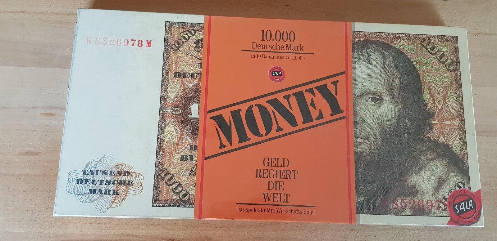 Money +++ denaro  governa il mondo +++ J fagioli Berger +++ OVP +++ Sala  rivenditore di fitness