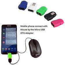 RIF OTG Adaptateur USB A Femelle Vers Micro B Male Convertisseur Cables COOL CA