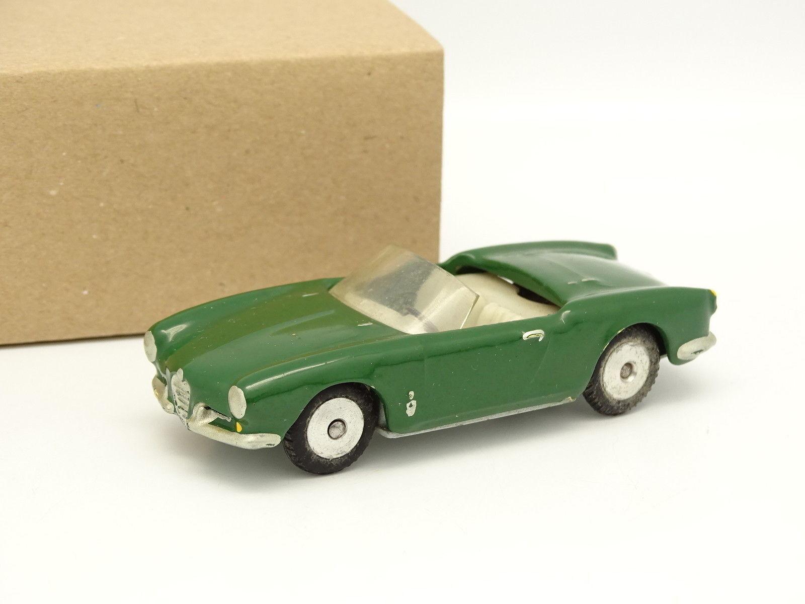 Metosul 1/43 - Alfa Romeo Giulietta Ragno Verde