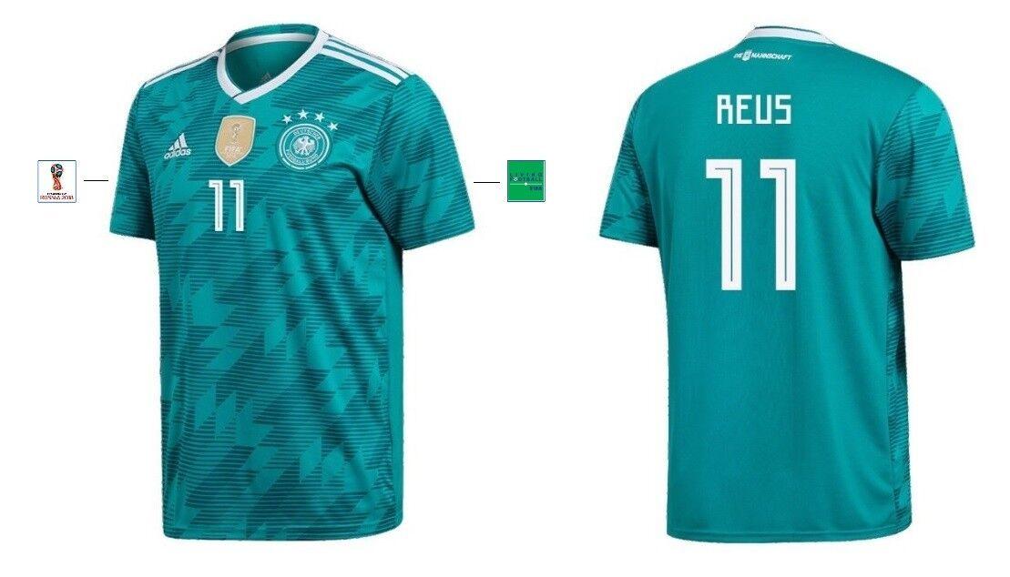 11 Reus Away 2018 WM DFB Adidas Trikot Germany Deutschland