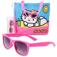 5in1 Hello Kitty Travel Set Beach Tote Bag + Sunglasses + Swim Ring Tube + BONUS