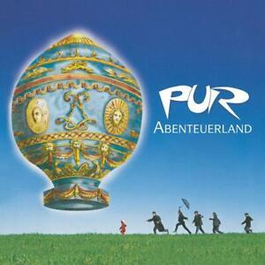 PUR-ABENTEUERLAND-LIMITED-BLUE-2LP-2-VINYL-LP-NEU