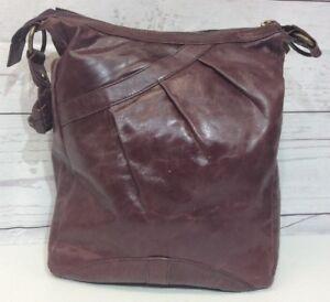 Latico Leather Hobo Handbag Purse