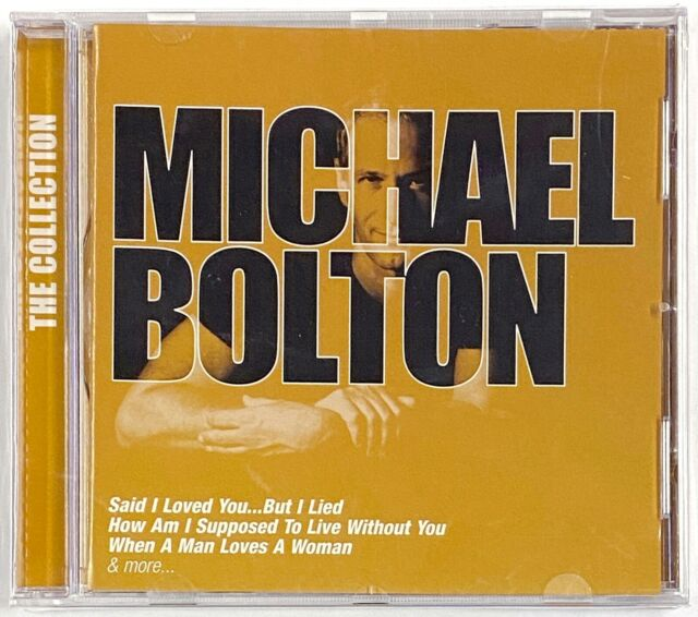 The Collection - Michael Bolton - CD New Sealed (Musik-717