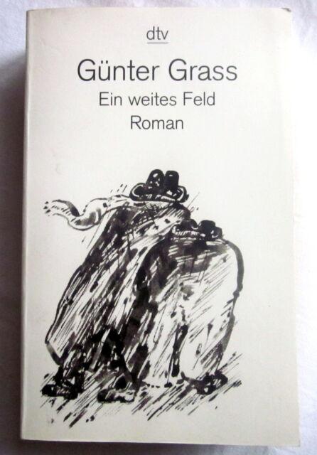 Buch (s) - EIN WEITES FELD - Günter Grass Roman