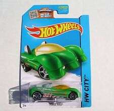 GREEN Power Pipes. HW City ~ 2015. SPECIAL SHOWDOWN 1/4. CFK11. NEW in Package!