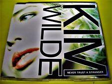 KIM WILDE - NEVER TRUST A STRANGER | Maxi Rarität | Shop 111austria