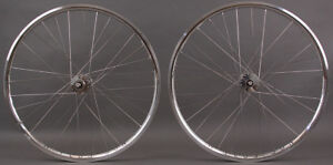 H-Plus-Son-Archetype-Silver-Track-Wheels-Phil-Wood-Hubs-NMSW-32-Fixed-Gear-Bike