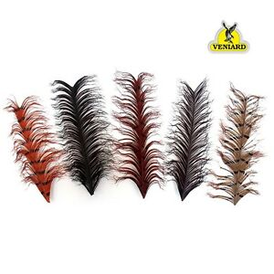VENIARD-Knotted-Pheasant-Tails-Pre-Knotted-NEW-2019-Stocks