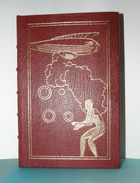 Easton Press RARE Child's Hood End by Arthur C. Clarke alien ships in our skies