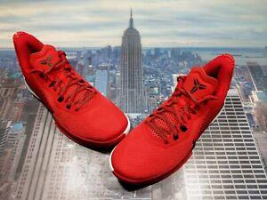Nike Kobe Mamba Fury TB University Red/Black-Gym Red Mens Size 11 CK6632 600 New