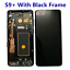 For-Samsung-Galaxy-S9-Plus-G965-LCD-Touch-Digitizer-Screen-Frame-Replacement-dot thumbnail 1